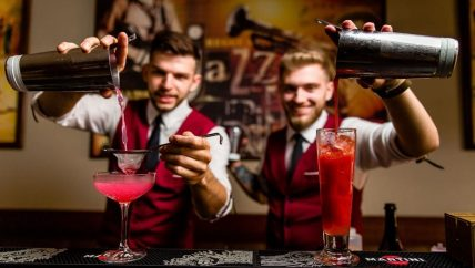 hire bartenders at home Auckland